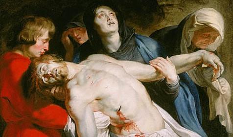 Jesus, de El Greco