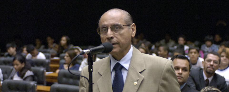 Júlio Campos, mesmo sem mandato, atualmente, é considerado um dos velhos caciques da política de Mato Grosso