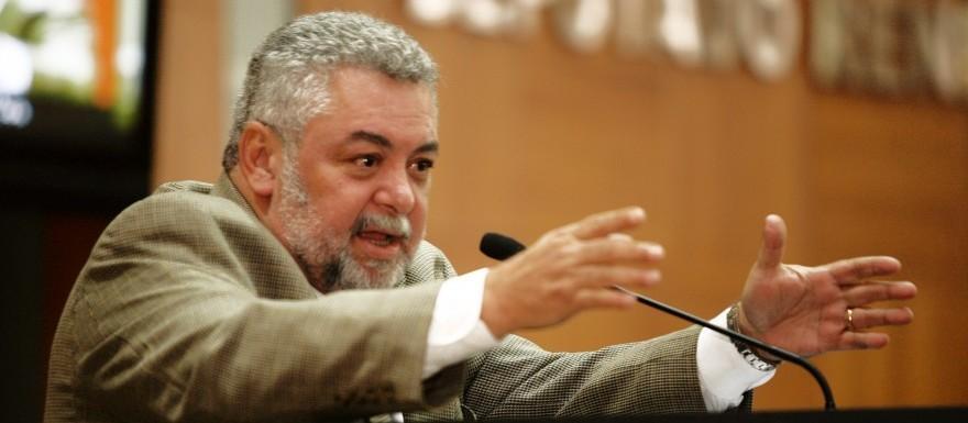 Percival Muniz, atual prefeito de Rondonópolis (MT), pelo PPS