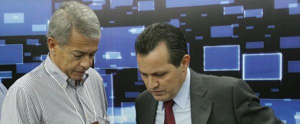 Carlos Rayel foi secretário de comunicação do governador Silval, hoje preso, juntamente com um de seus filhos