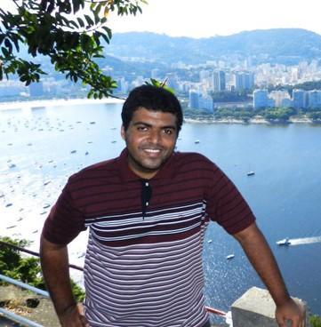 Rafael Costa, jornalista, é repórter de política em Mato Grosso