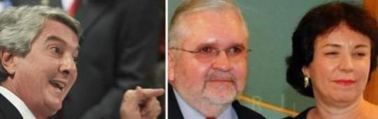 Roberto Gurgel, que já é alvo do senador Collor de Mello, agora é denunciado por um membro do próprio MPF ao Conselho Superior do Ministério Público. Ele teria aliviado para o lado do ex-senador Demóstenes