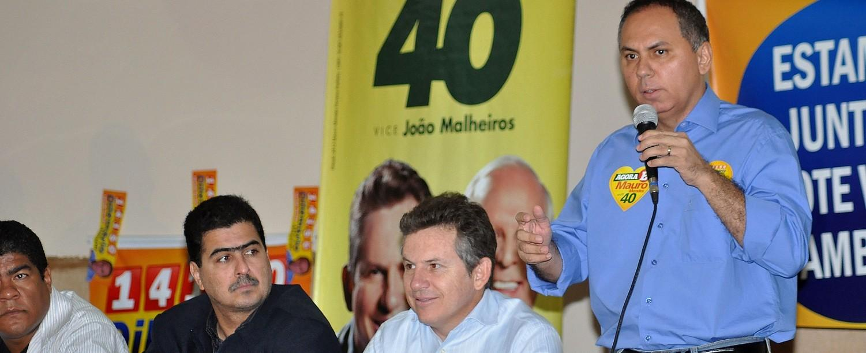 Dilemário disse que esta é uma forma de levantar a necessidade da CAB ser punida em face das constantes reclamações dos usuários que padecem com repetidas ocorrências de descontinuidade no abastecimento de água em diversos bairros de Cuiabá.