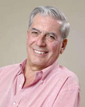 Mario Vargas Llosa, escritor peruano, Prêmio Nobel de Literatura