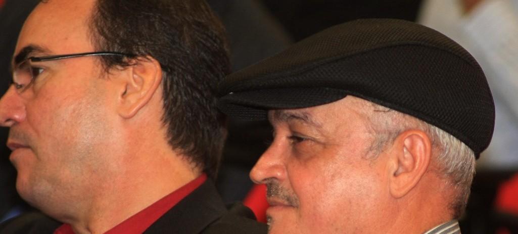 Antonio Cavalcante, o Ceará, e Vilson Nery são ativistas do MCCE (Movimento de Combate à Corrupção Eleitoral) em Cuiabá, Mato Grosso
