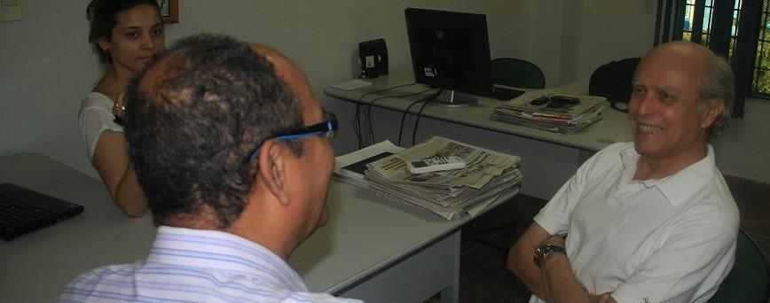 Alfredo Menezes é um daqueles que consegue escrever sobre Riva sem falar nos processos por corrupção que Riva responde, às centenas, no Judiciário de Mato Grosso