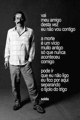 Pagina do E | Os 15 melhores poemas de Paulo Leminski