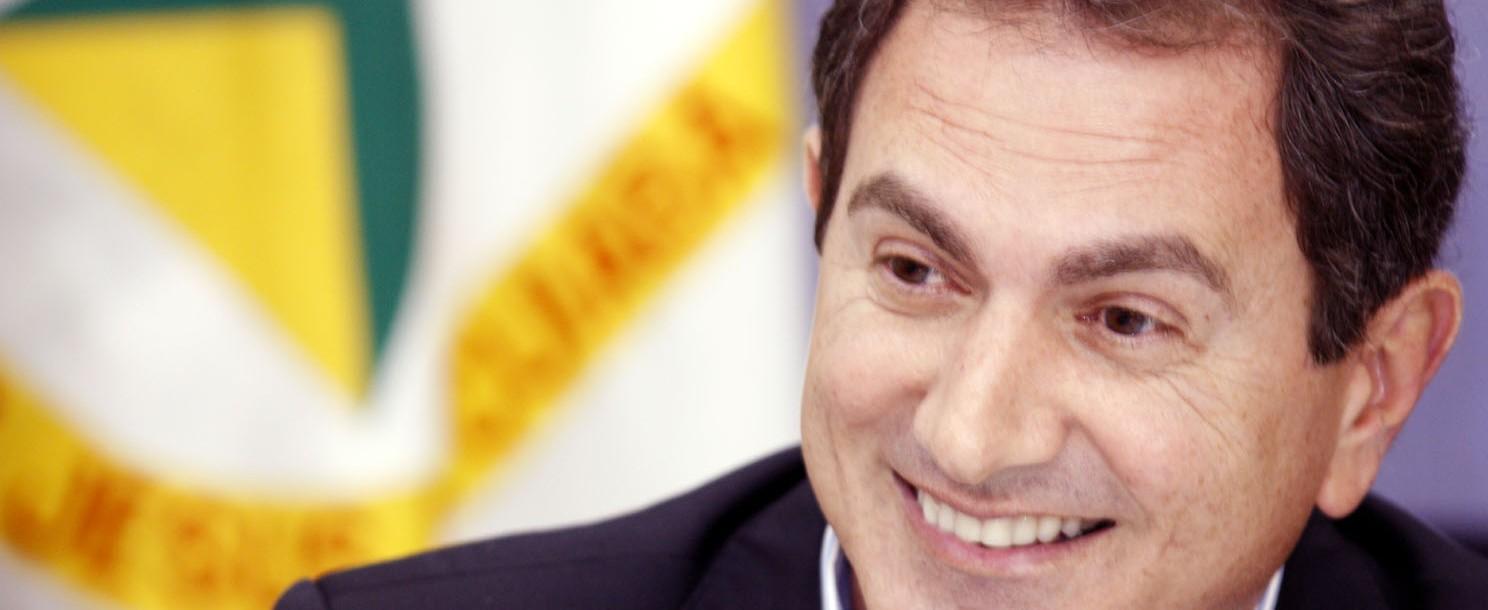 Pedro Nadaf, empresário e secretário chefe da Casa Civil