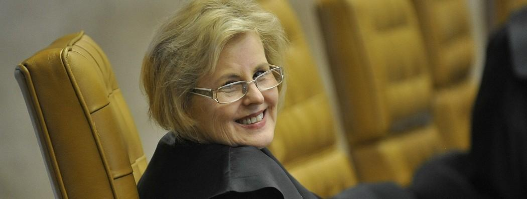 Rosa Weber, ministra do Supremo Tribunal Federal