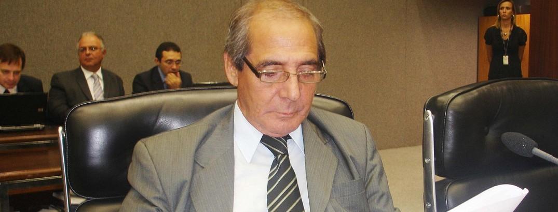 O desembargador Manoel Ornelas de Almeida, também conhecido simplesmente como MOA