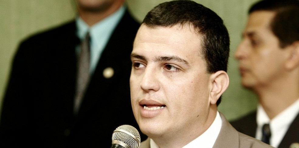 Marcos Machado, desembargador do Tribunal de Justiça de Mato Grosso