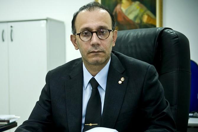 O juiz Yale Sabo Mendes, titular da 7ª Vara Cível de Cuiabá)