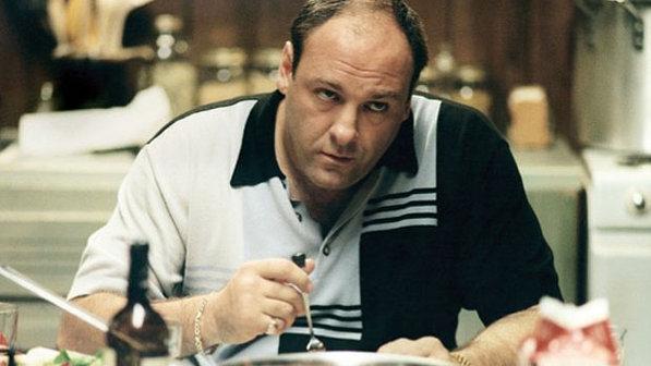 James Gandolfini ficará imortalizado como Tony Soprano, o mafioso que sofria de depressão