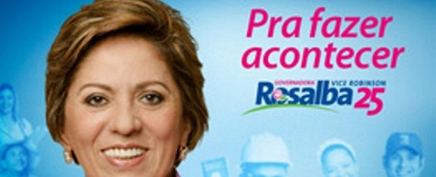 A única governadora do DEM, Rosalba Ciarlini, deve mesmo se filiar ao PTB, esvaziando cada vez mais o partido de nossa direita mais empedernida