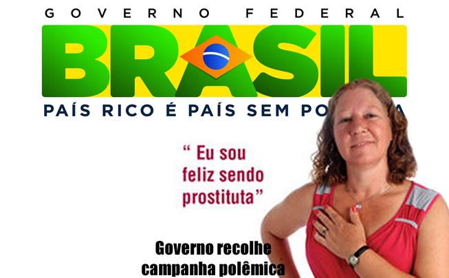 """Nilce Machado - que não pode participar da campanha dado o recuo do ministro Alexandre Padilha - afirma que, como ela, muitas prostitutas passaram a ter orgulho da profissão. Entendem que ajudam a sociedade disseminando a cultura da prevenção das doenças sexualmente transmissíveis, e isso melhora sua autoestima. """"Assumimos nossa cidadania"""", garante"""