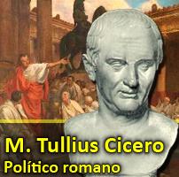 cicero, politico romano