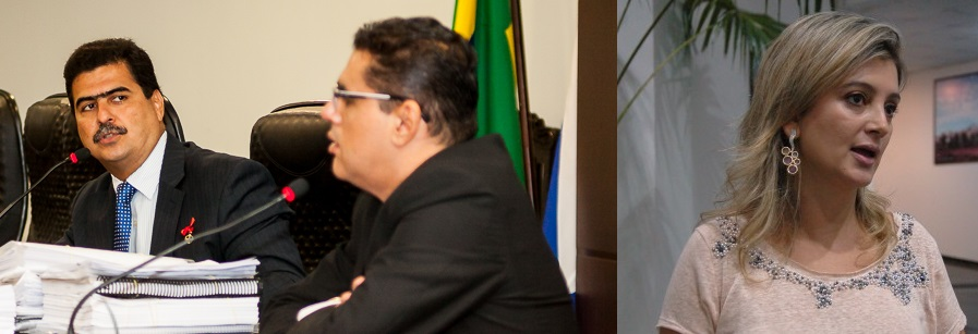 Na reunião com os sindicalistas do Fórum Sindical, Luciane Bezerra disse que ficou com o pé atrás com Emanuel Pinheiro, quando viu que Cézar Zilio não foi chamado para depor na CPI do MT Saúde. Ela aproveitou a reunião para fazer restrições à fiscalização que o Governo do Estado exerce sobre as empresas terceirizadas e também com relação à atuação do Ministério Público em nosso Estado