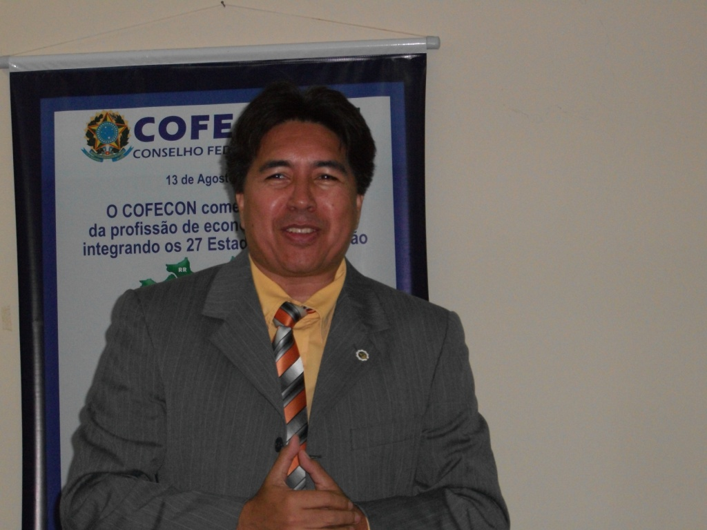 Aurelino Levy, presidente do Conselho Regional de Economia de Mato Grosso é um dos organizadores da série de debates sobre os desafios econômicos que marcam o Centro Oeste brasileiro que acontecem, nesta quinta e sexta, no Centro de Eventos do Pantanal