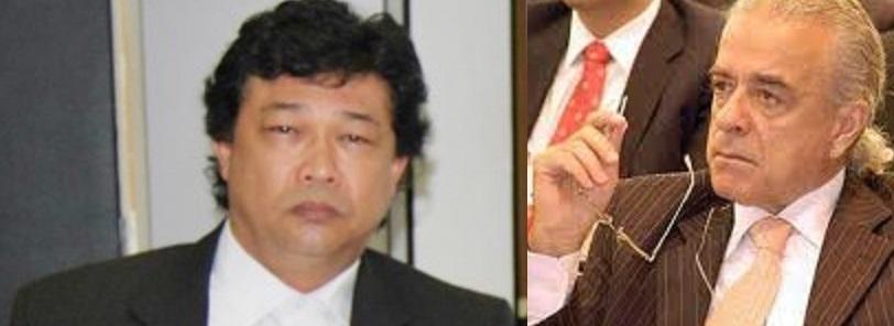 Marcos Dantas, advogado, e Rondon Bassil, desembargador: em questão, decisão do TJ que declarou a ilegalidade da greve dos agentes penitenciários. Para Dantas, que é um dos conceituados advogados trabalhistas de Mato Grosso, estamos diante de uma decisão arbitrária