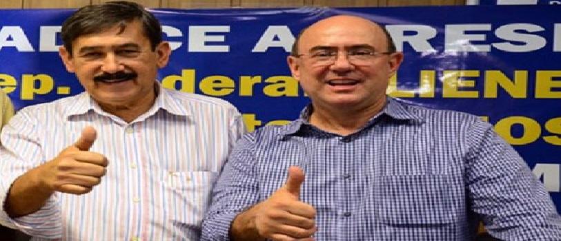 Zé Riva e Alencar Soares: parceria tenebrosa