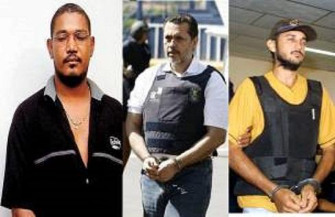 Célio Alves, Arcanjo e Hércules Agostinho