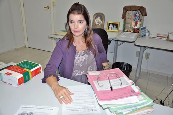 A juíza Eulice Jaqueline Cherulli  afirma que sua decisão baseou-se em uma ementa de 2007 do Tribunal de Ética e Disciplina da seccional paulista da Ordem dos Advogados do Brasil.