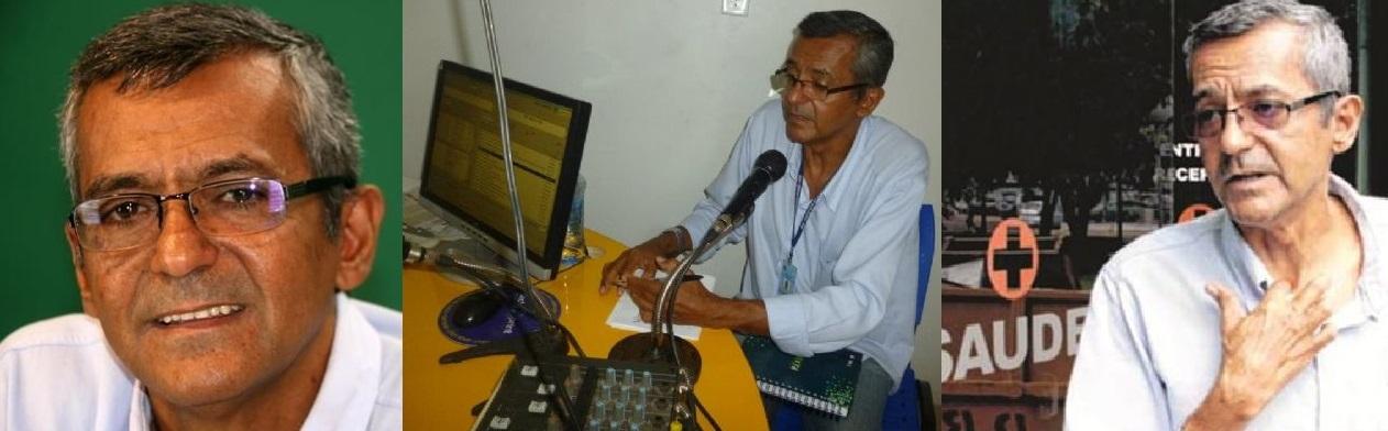 nivaldo queiroz, radialista e jornalista da UFMT