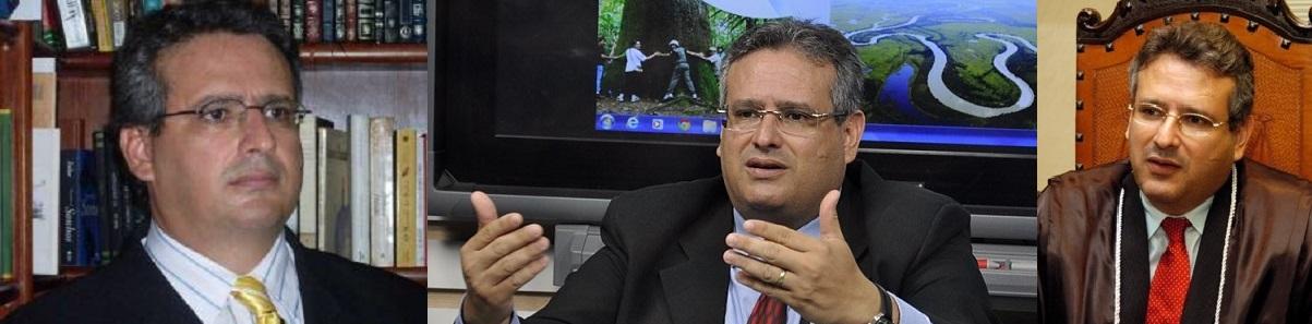 Gonçalo Antunes de Barrosa Neto, juiz em Mato Grosso, conhecido pelos amigos como Saito