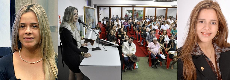 Aos 39 anos, Amini Haddad assume o comando do Jecrim em VG. Amini ingressou no Judiciário de Mato Grosso em 1999 e atua também como professora de Direito da UFMT