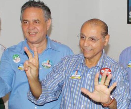 Antero Paes de Barros (com Julinho Campos)