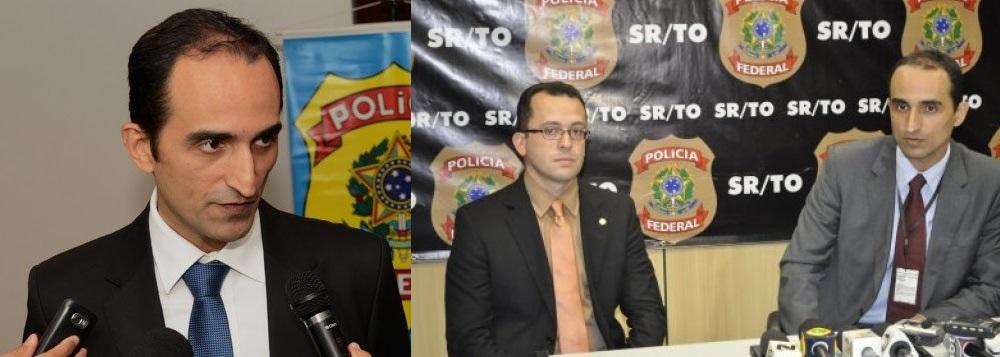 Antes de assumir o comando da Policia Federal em Mato Grosso, o delegado Elzio Vicente comandou a PF no Estado de Tocantins