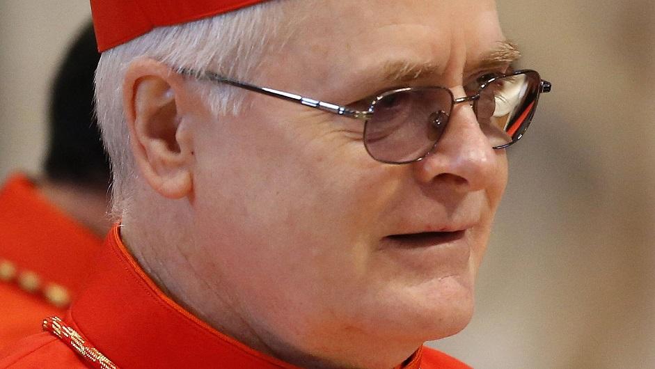 Dom Odilo Scherer, cardeal de São Paulo, uma das principais lideranças da ala conservadora da Igreja Católica no Brasil