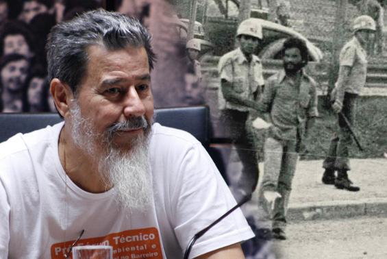 Gilney Viana, ex-preso político: Diretas Já foi pá de cal na ditadura militar