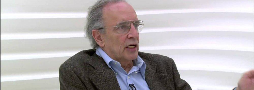 Jânio de Freitas, decano dos analistas políticos do Brasil