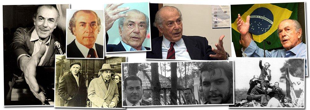 O golpe militar de 1964, que implantou a ditadura, impediu que Leonel Brizola chegasse ao poder, na sucessão de João Goulart