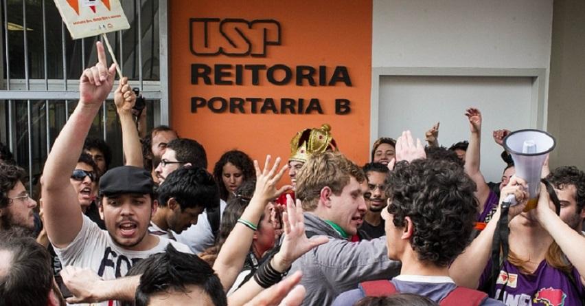 USP - Universidade de São Paulo, excelência na Educação e espaço privilegiado para a participação políticos dos estudantes