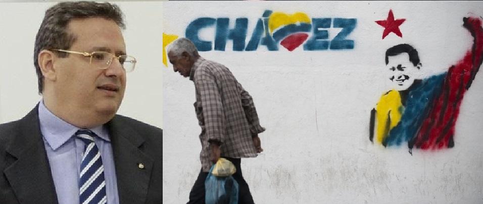 Saíto e a Venuela pós-Chavez. O juiz e a crise