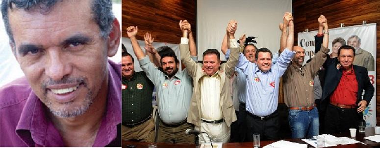 Miranda Muniz, dirigente do PC do B, defende a unidade da chapa da Situação, em Mato Grosso, já a partir do primeiro turno da eleição deste ano de 2014
