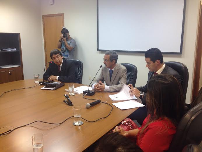 O desembargador Carlos Alberto destacou que a atual campanha pelas Diretas Já que hoje entusiasma magistrados de todo o Brasil, começou em Mato Grosso