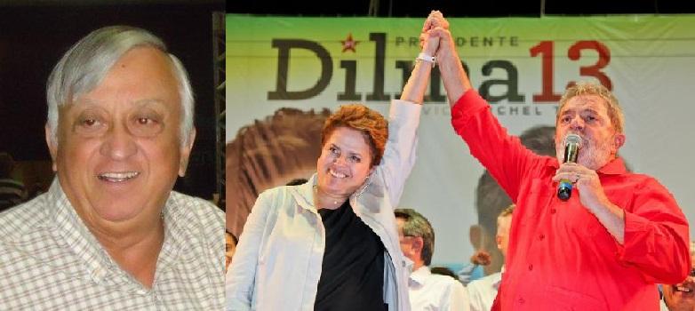 Em seu arroubo contra o PT, de Dilma e Lula, Eduardo Póvoas, de tradicional família cuiabana, chega a propor o fim do Bolsa Família