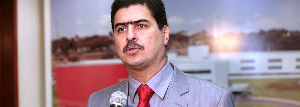 Emanuel Pinheiro é deputado estadual pelo Partido da República