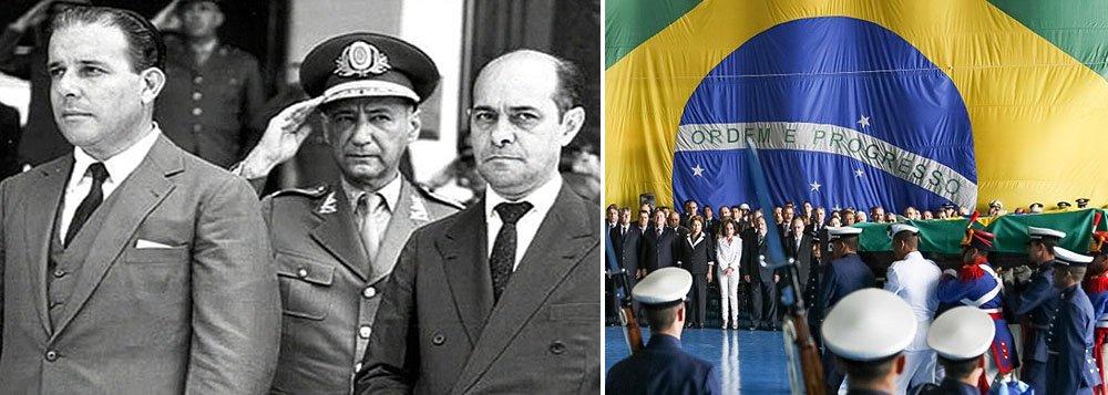 O tom reformista do discurso na Central do Brasi, apressou a articulação dos militares, que acabaram por derrubar o presidente João Goulart e impõe um regime de terror ao Brasil, entre 1964 a 1985