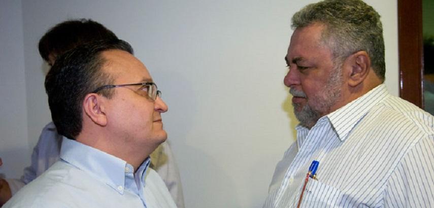 Percival e Pedro Taques entram confronto quando se trata da destinação das verbas do Fethab.