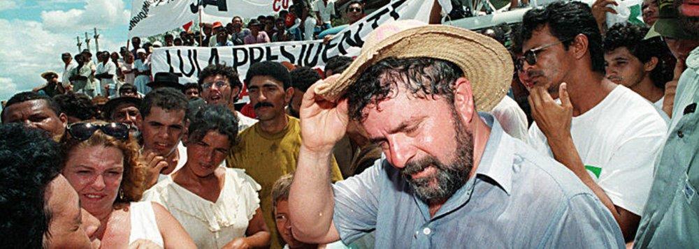 Luis Inácio Lula da Silva, o presidente Lula