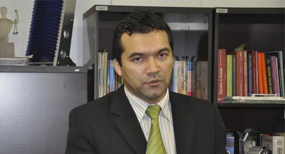 Ari Madeira, promotor de Justiça, com atuação na comarca de Rondonópolis, Mato Grosso