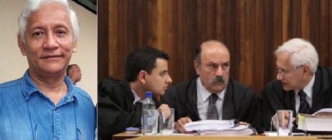 O advogado Aton Ton Filho é ativista dos direitos humanos e tem atuado representanto o Movimento dos Sem Terra