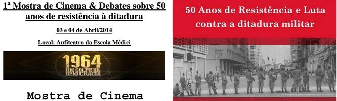 escola presidente medici - 50 anos da ditadura