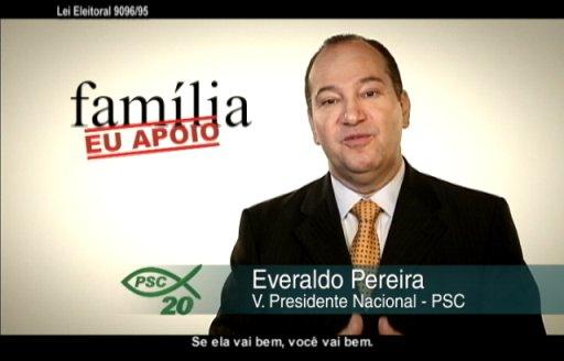 everaldo pastor