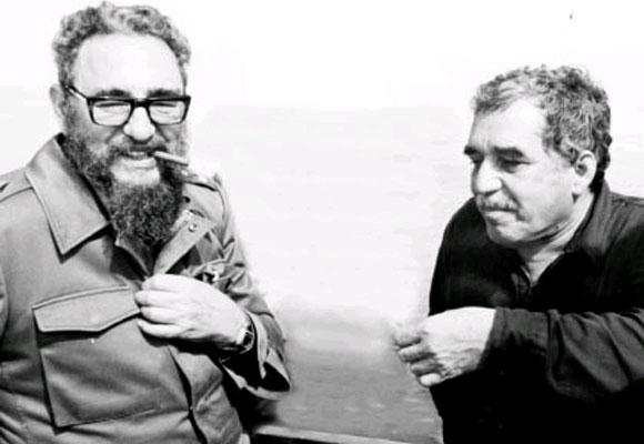 A longa e profunda amizade com o revolucionário cubano Fidel Castro marcou a vida do escritor Gabriel Garcia Marques