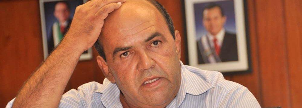 Júlio Pinheiro, vereador e atual presidente da Câmara de Cuiabá